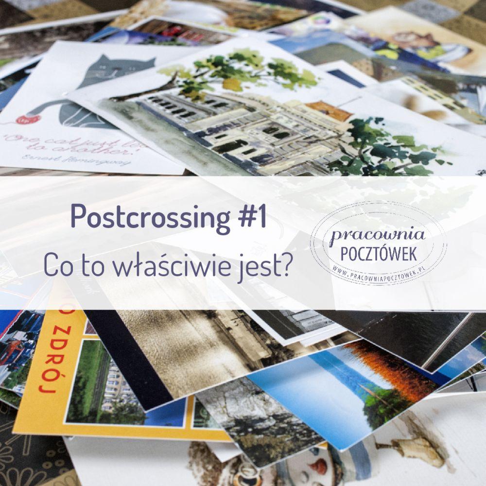 Wpis - Postcrossing 01
