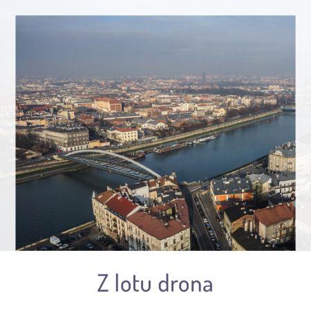 Z lotu drona