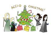 Pocztówka - Accio Christmas
