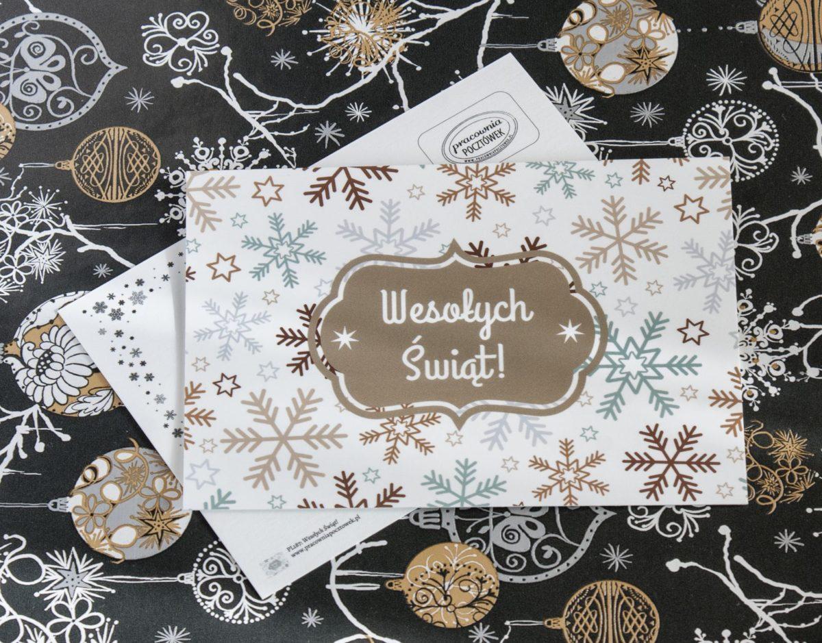 Pracownia Pocztówek - Boże Narodzenie