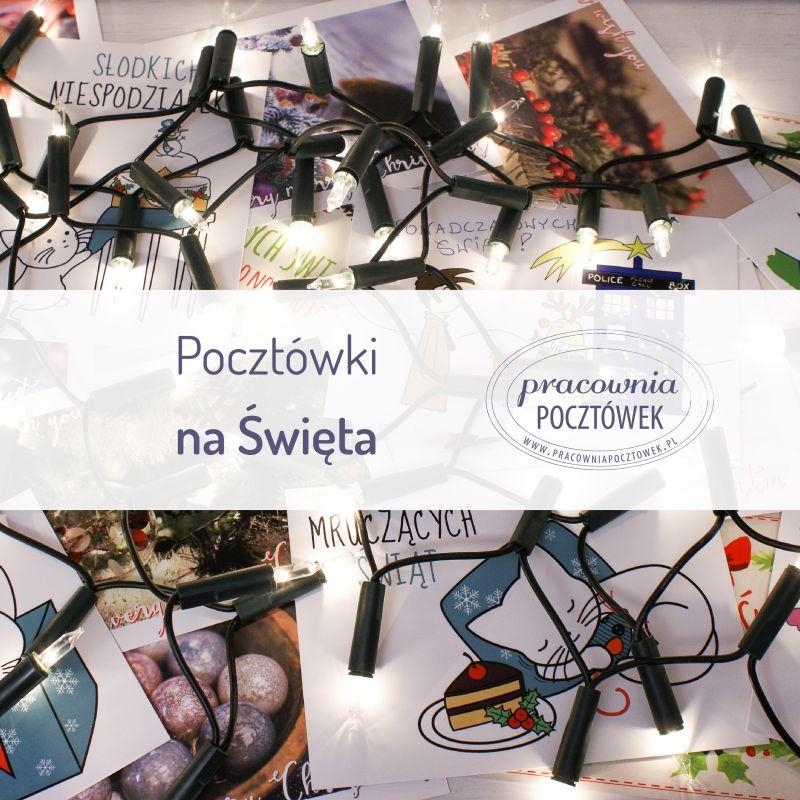 Wpis 04 - Pocztówki na Święta